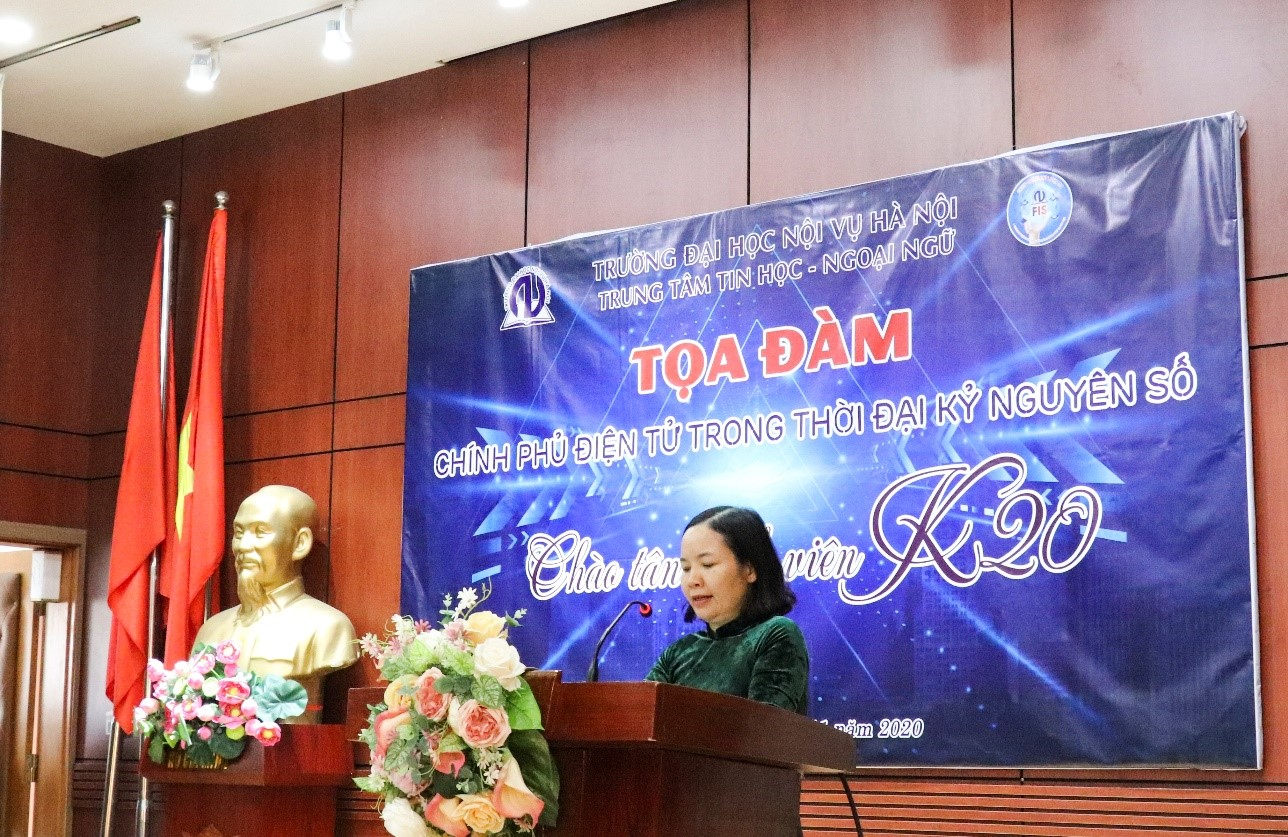 "A seminar ""E-government in the digital age"""